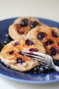 Ontbijt 5x havermout anders: Haverpannenkoeken | ELLE Eten