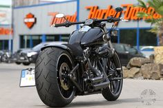 Кастом Thunderbike Umbau на базе Harley-Davidson Softail Breakout
