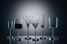 Atelier Pelcl   Glassware