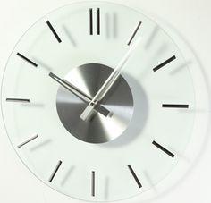 Dane Clock  http://www.franceandson.com/modern-dane-clock.html