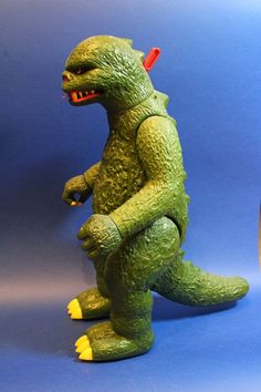 Shogun Warrior GODZILLA  - I totally had this when I was a kid. Had to have someone for the Shogun Warriors to fight.