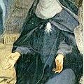 June 19 is the Feast of: Juliana Falconieri, O.S.M., (1270 – 1341) Juliana belonged to the noble Falconieri family of Florence. Her uncle, Alexis Falconieri, was one of the seven founders of the Servite Order. ...(See the rest of her story here:) https://www.facebook.com/St.Eugene.OMI/