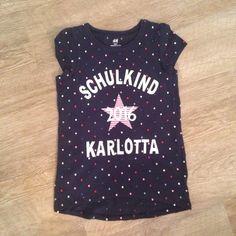 T-Shirts - * Schulkind T-shirt * Einschulung * - ein Designerstück von Ainolina bei DaWanda
