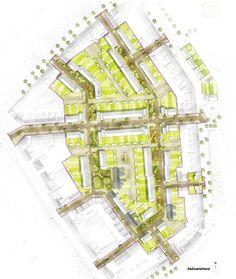 Het stedenbouwkundig plan van Rosmolen in Tilburg ligt voor een deel al vast. Een ander deel ligt nog niet vast. Dit bedenk je samen met andere bewoners.