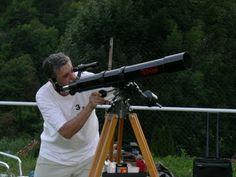 Vine a observar el cel - Ribes de Freser - Agost 2011.  http://www.astropardines.cat