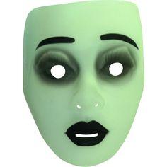 Masque Phosphorescent DarKWoman #masquesdéguisements #accessoiresdéguisements #accessoiresphotocall