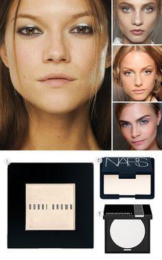 Make-Up Trend: White Eyeshadow