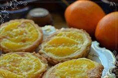 Himmlische Orangen-Tarte
