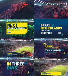 Fox Sports - Santi Zoraidez - Art Director  Designer