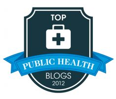 Top 25 Public Health Blogs of 2012