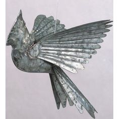 Have to have it. Ancient Graffiti Cardinals Outdoor Sculpture - $20.92 @hayneedle