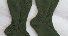 Miesten metsänhaltijasukat 🌲 Rakastuin heti tähän väriyhdistelmään: 7 veikan luonnonvalkoinen ja havunvihreä. Melkein voi haistaa kuusi... Socks, Fashion, Moda, Fashion Styles, Sock, Stockings, Fashion Illustrations, Ankle Socks, Hosiery
