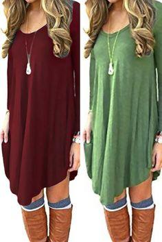 Jessica Simpson Long Sleeve Dress
