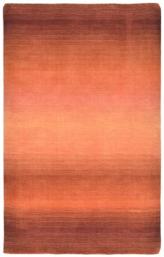 Chic hand tufted rugs for sale, at Hadinger Area Rug Gallery! (Nationwide shipping available.) C49Z 7250/17 Ombre Saffron
