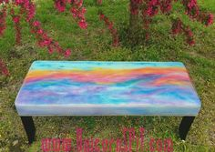 spitting on fabric, home decor, painted furniture, painting, repurposing upcycling, reupholster