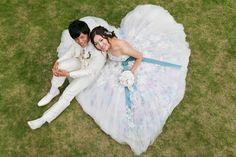 ロケーションフォトするなら♡可愛すぎる結婚式場で〔お姫様になれる至れり尽くせりフォトプラン〕誕生♡にて紹介している画像