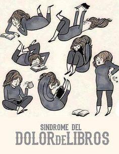 Pero me gusta leer....