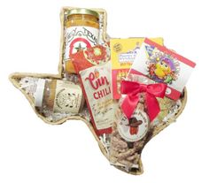 Lil Tex Taste of Texas Gift Basket
