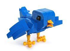 #LEGO Twitter Bird