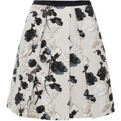 Weekend MaxMara Nettare Printed Skirt