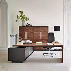 Sinetica Report Executive Desks