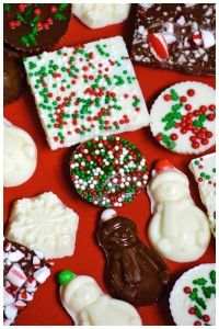Paleo Holiday Candy
