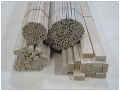 Balsa Wood - Balsa Wood Products, Birch Plywood and Lite Plywood.