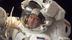 Astronauts Getting Ready for Friday Spacewalk
