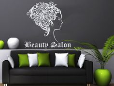 Hair logo design logo for salon hair beauty nail for A shear thing salon