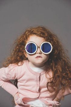 90af0f575ae Cute Kids Front New Karen Walker Eyewear Advertising Campaign