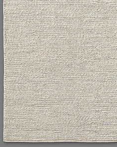 2245$ 9x12 Braided Wool Rug - Cream