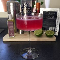 We've been playing around with some of our products and turning them into fun cocktails that you can use on certain parts of your body! Here's our Cosmopolitan Face Prep, bursting with goodness to give your face the natural boost it desires. #NaturalSpaFactoryTakeover #cocktails #mocktails #cosmopolitan #faceprep #beauty