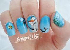 Olaf summer ⛄