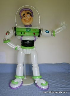 Toy Story parodies from balloongenuity.