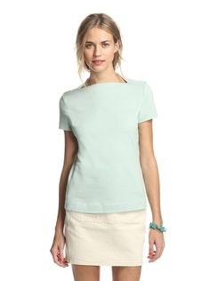 Kate Spade Saturday Women's Slip Neck Cap Sleeve Top at MYHABIT