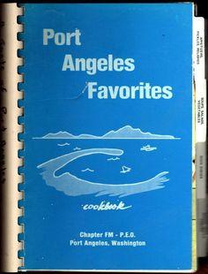Port Angeles Favorites 1 Spiral-bound – 1981 by Staff (Author)
