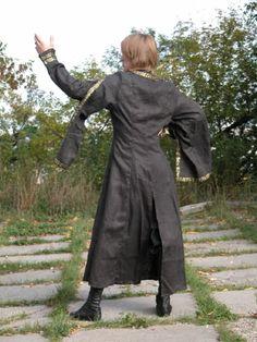 Medieval Tunic & Overcoat