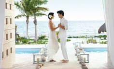 Excellence Playa Mujeres.   www.inspirationtravel.com/weddings