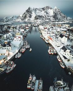 Henningsvær | Lofoten, Norway