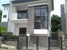 4 Bedroom House and Lot for Sale in Talisay City, Cebu Zen House Design, 3 Storey House Design, Two Story House Design, Simple House Design, House Front Design, Modern Zen House, Modern Small House Design, Modern Minimalist House, Philippines House Design
