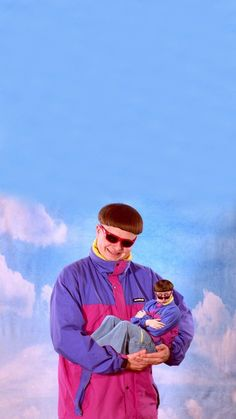 "Oliver Tree ""Me, Myself & I"" Phone Wallpaper"