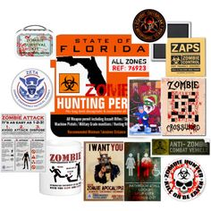 """Zombies is here"" by zordbrix on Polyvore"