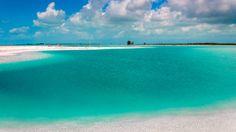 La playa turquesa de Cuba que parece una piscina natural (Cayo Largo)