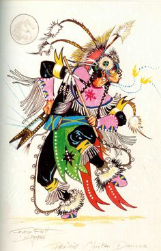 Canku Ota - February 2013 - Renowned Indian Artist George Flett dies at 66 Native American Paintings, Native American Wisdom, Native American Pictures, Native American Crafts, Native American Artists, American Indian Art, Native American Indians, Southwestern Art, Mexica
