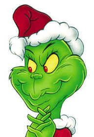 Find the Grinch Scavenger Hunt