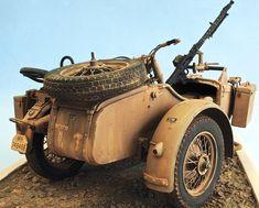 BMW R75 DAK