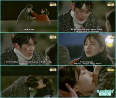 Eul finally confesses her love! Kim Woo Bin, Bae Suzy, Uncontrollably Fond Korean Drama, Lets Fight Ghost, Kim Book, Moorim School, Drama 2016, Korean Best Friends, Korean Drama Quotes