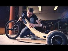 Building WORLDS FIRST REAL OAKEN WOOD Drift Trike!!! - YouTube