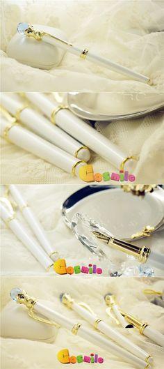 Clothing 168139: Sailor Moon Princess Serenity Miracle White Ballpoint Pen Rare Handmade Limit Sa BUY IT NOW ONLY: $35.99