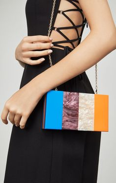 Polish off your look with gorgeous designer handbags. Shop the latest purses in hot new styles at BCBG. Designer Clutch, Designer Handbags, Wallet, Purses, Box, Shopping, Style, Designer Bags, Pocket Wallet